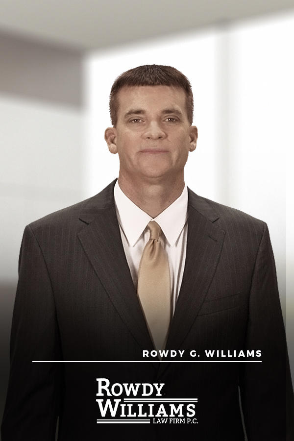 Rowdy G. Williams Law Firm P.C. image 0