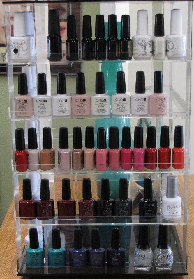 Local nail salon coupons