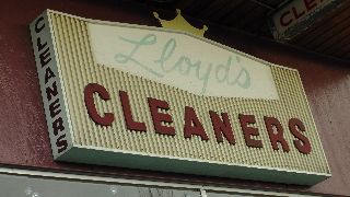 Lloyd's Cleaners in Mission