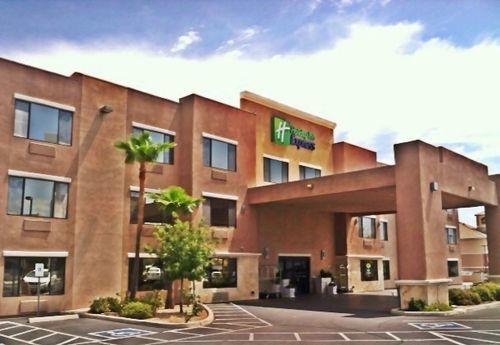 Holiday Inn Express Nogales - ad image
