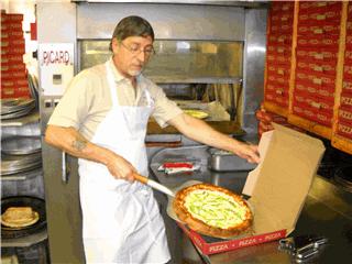 Pizzeria Au Pot Au Feu in Sherbrooke