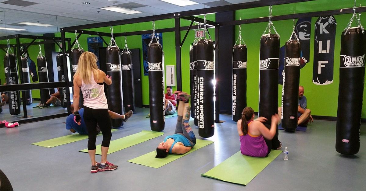 Kicked Up Fitness NBP image 5