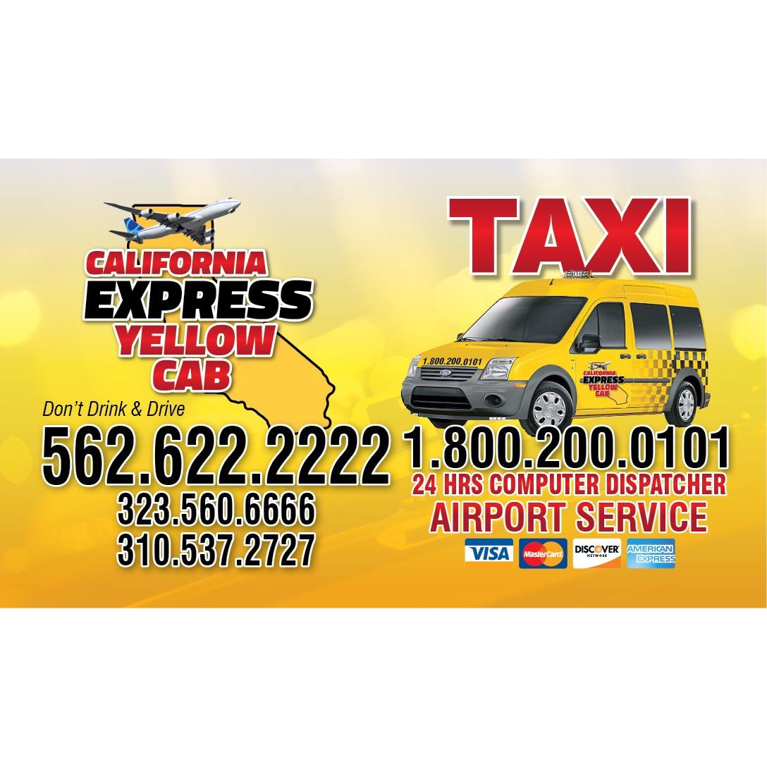 california express taxi