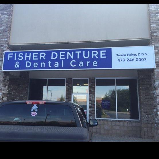 FISHER DENTURE & Dental Care