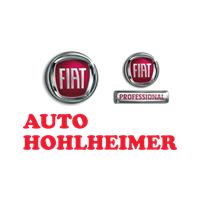Logo von Auto Hohlheimer Fiat-Partner seit 1928