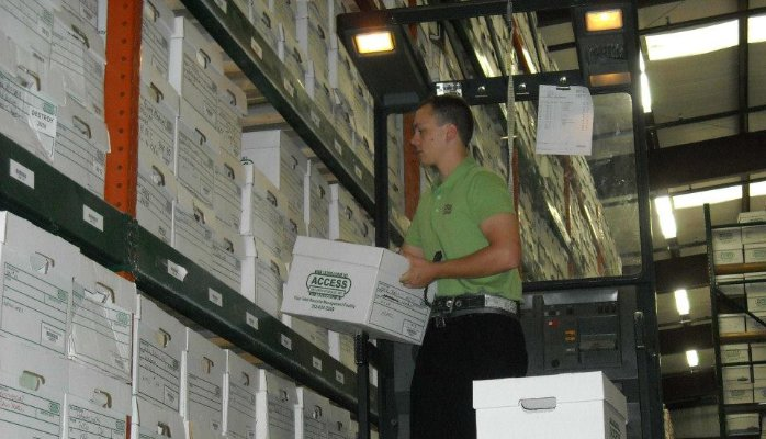 Corporate Records Management