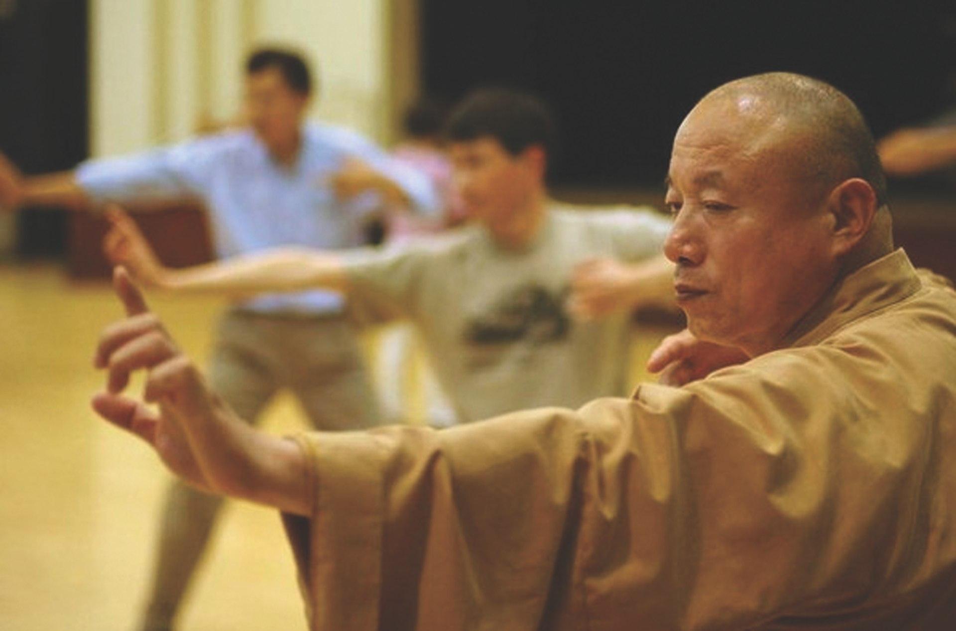 Shaolin Master Qi Gong - Authentic Ancient Energy Arts - Berkeley, CA 94710 - (510)253-5883 | ShowMeLocal.com