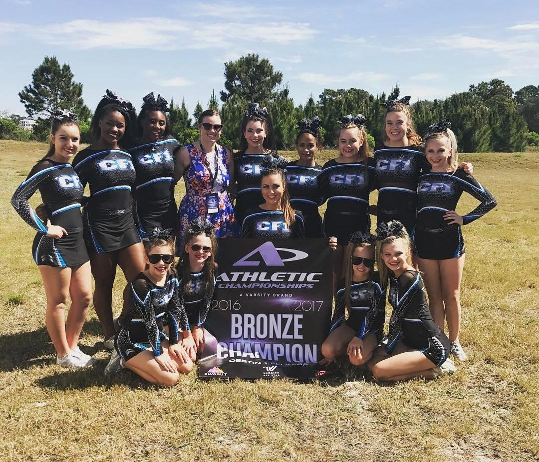 Cheer Force One image 1