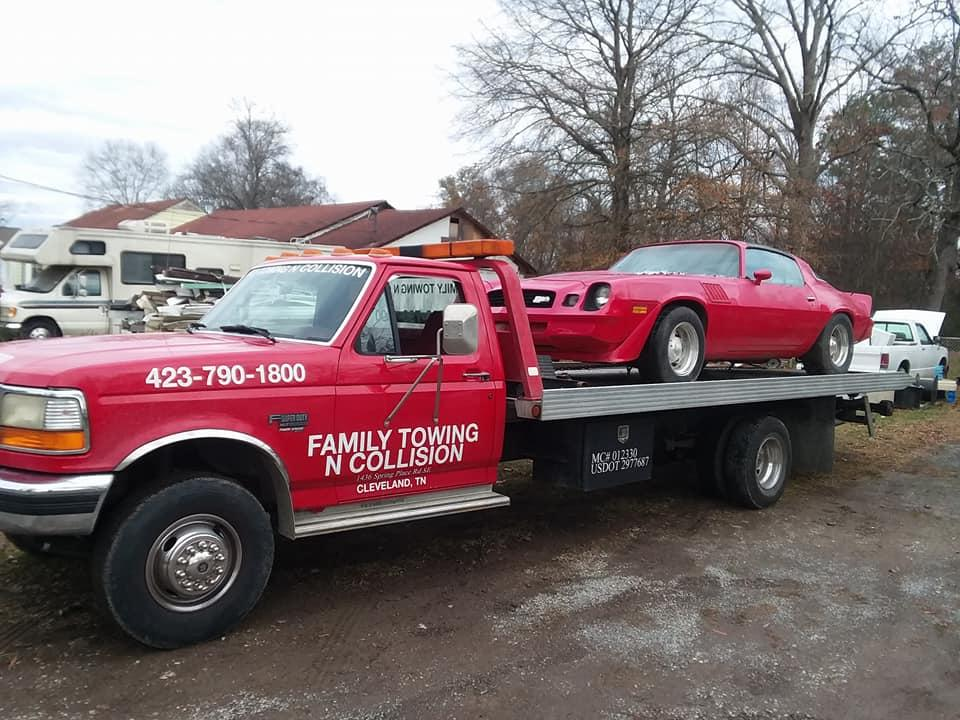 Family Towing N Collision image 0