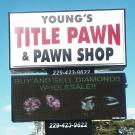Youngs Pawn and Title