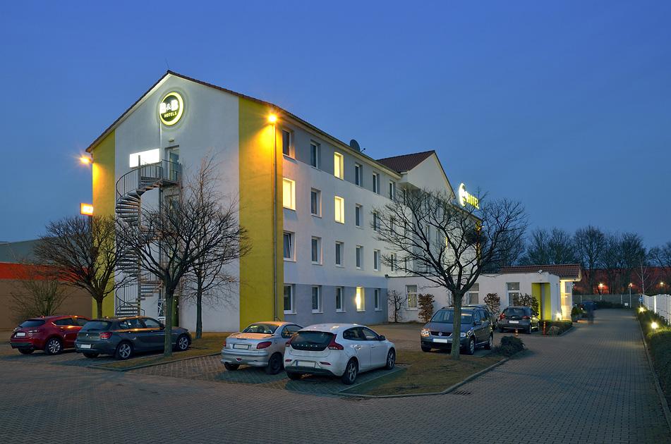 B&B Hotel Köln-Airport, Lina-Bommer-Weg 3 in Köln