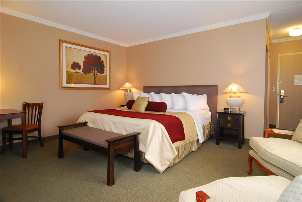 Best Western Little River Inn in Simcoe: King Suite Guest Room