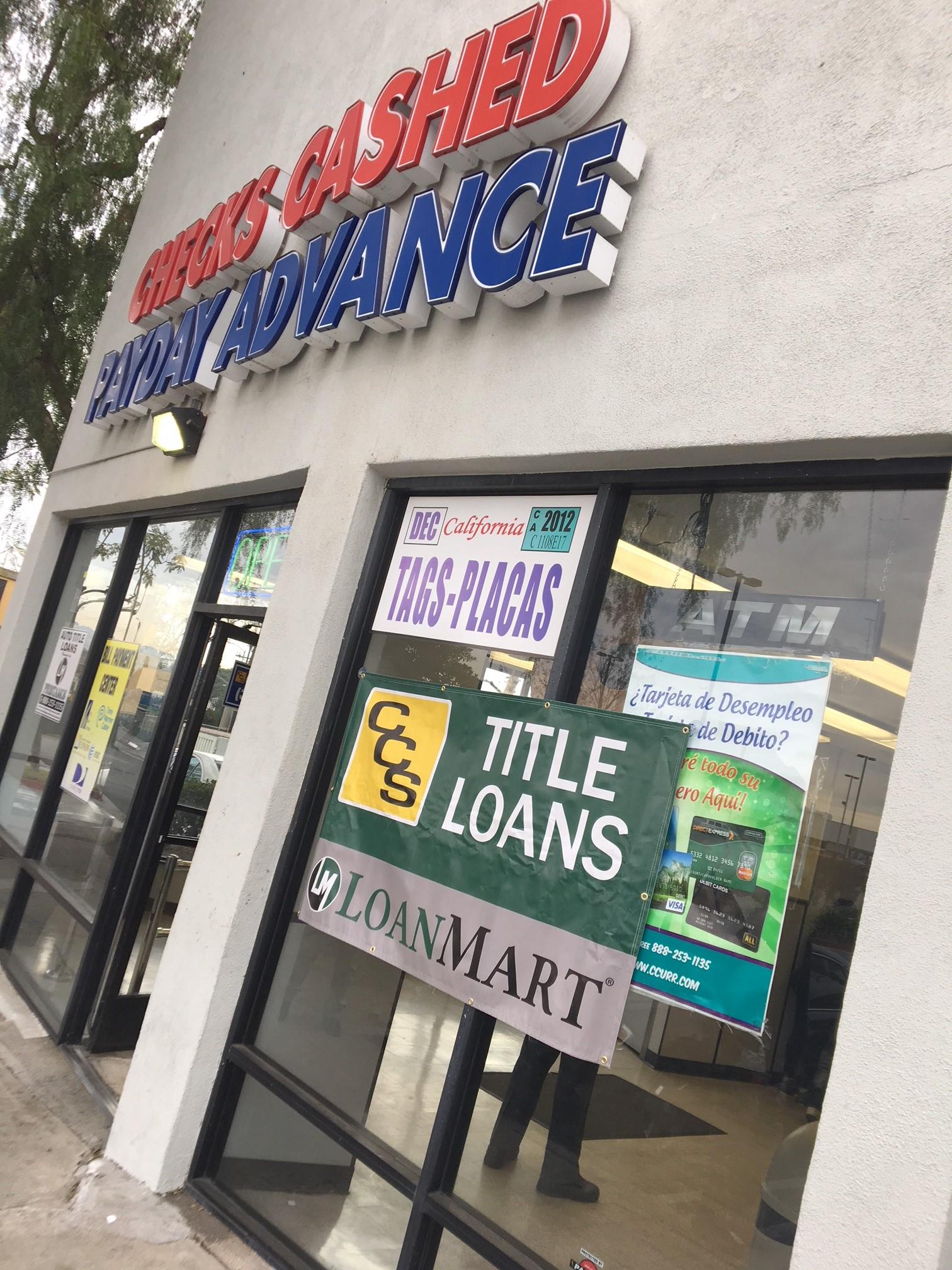 CCS Title Loans - LoanMart Baldwin Hills image 2