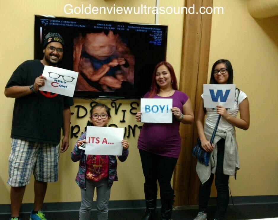 Goldenview Ultrasound 3d/4d  HD  Chicago