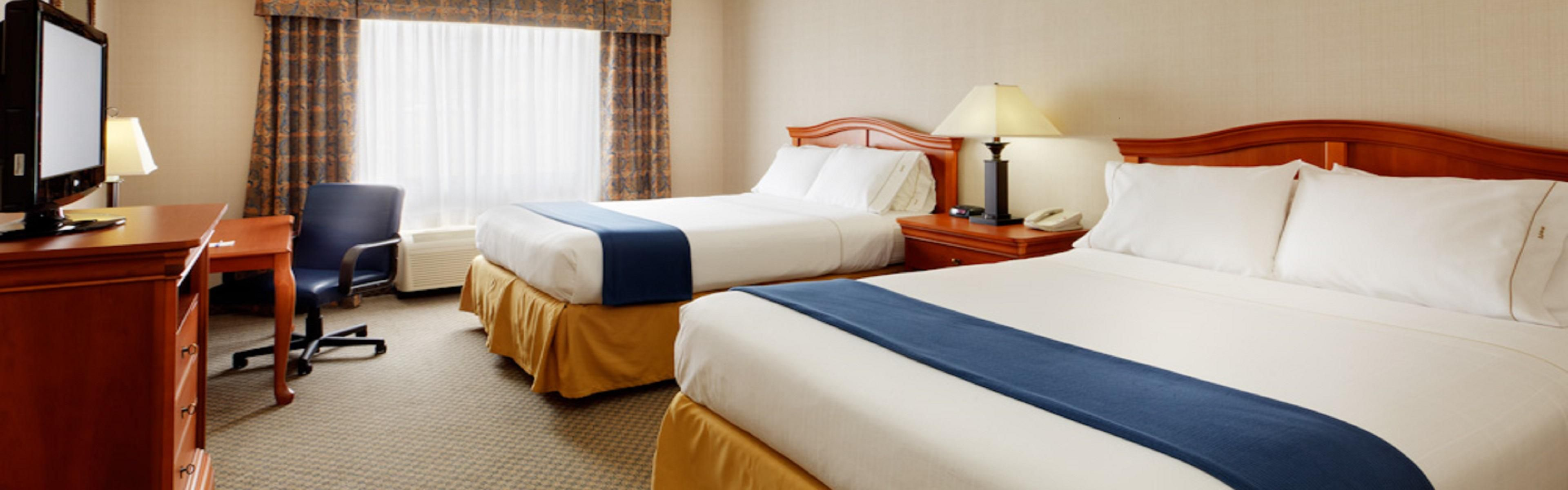 Holiday Inn Express Rochester-Victor image 1