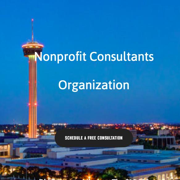 Non Profit Consultants Organization - San Antonio, TX 78249 - (443)470-0870 | ShowMeLocal.com