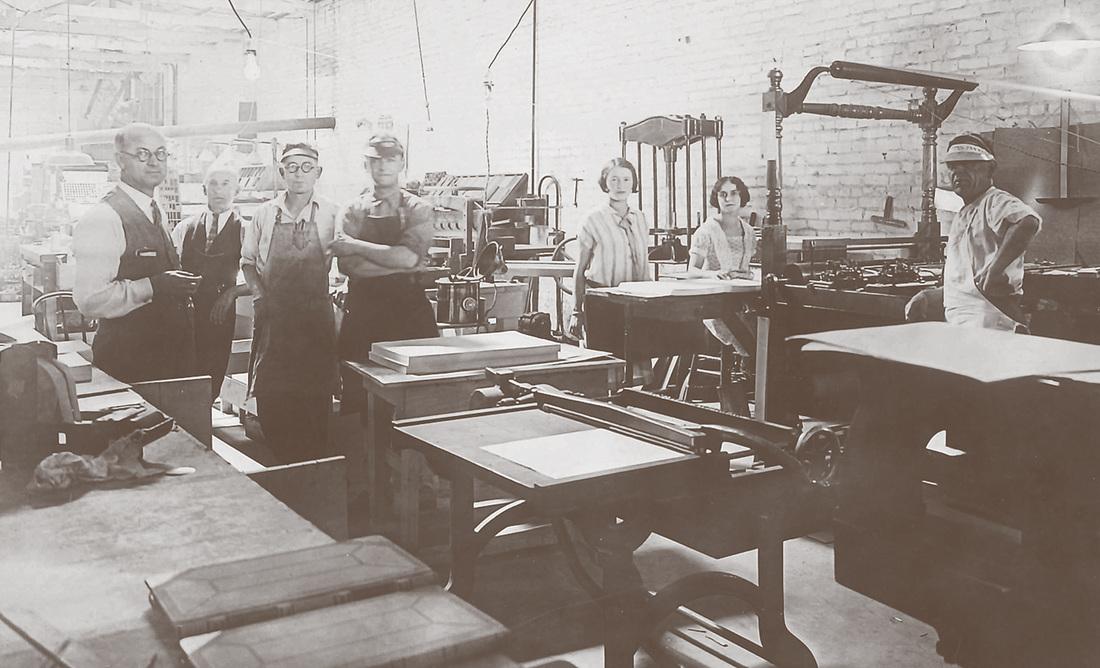 Gowans Printing Company image 1