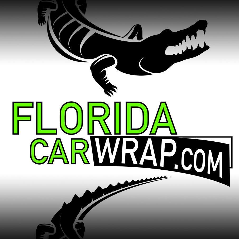 Florida Car Wrap