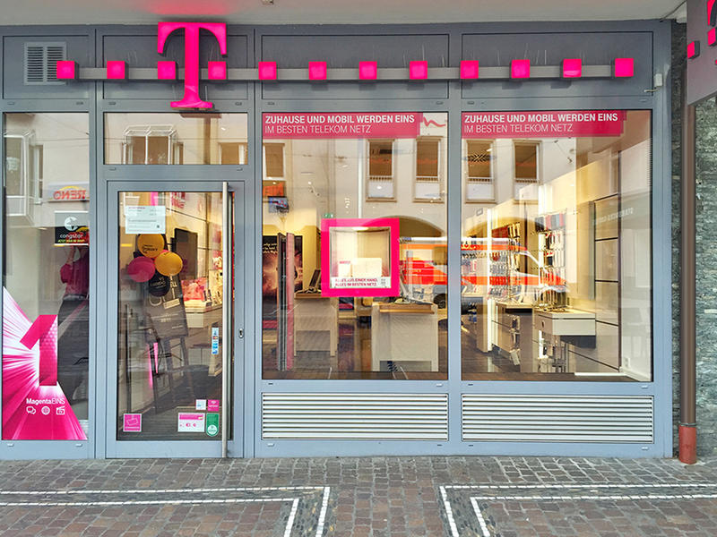 Telekom Shop - Geschlossen, Kaiser-Joseph-Str. 145 in Freiburg