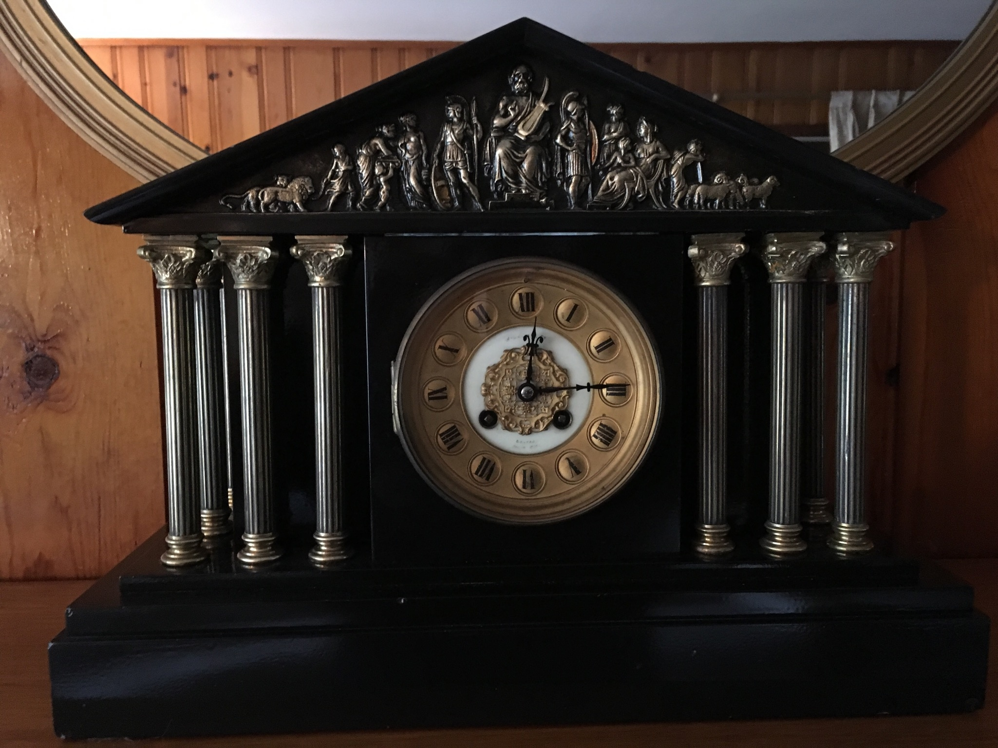 Antique clock restoration by maestro angelo - Coatesville, PA 19320 - (610)383-9787 | ShowMeLocal.com