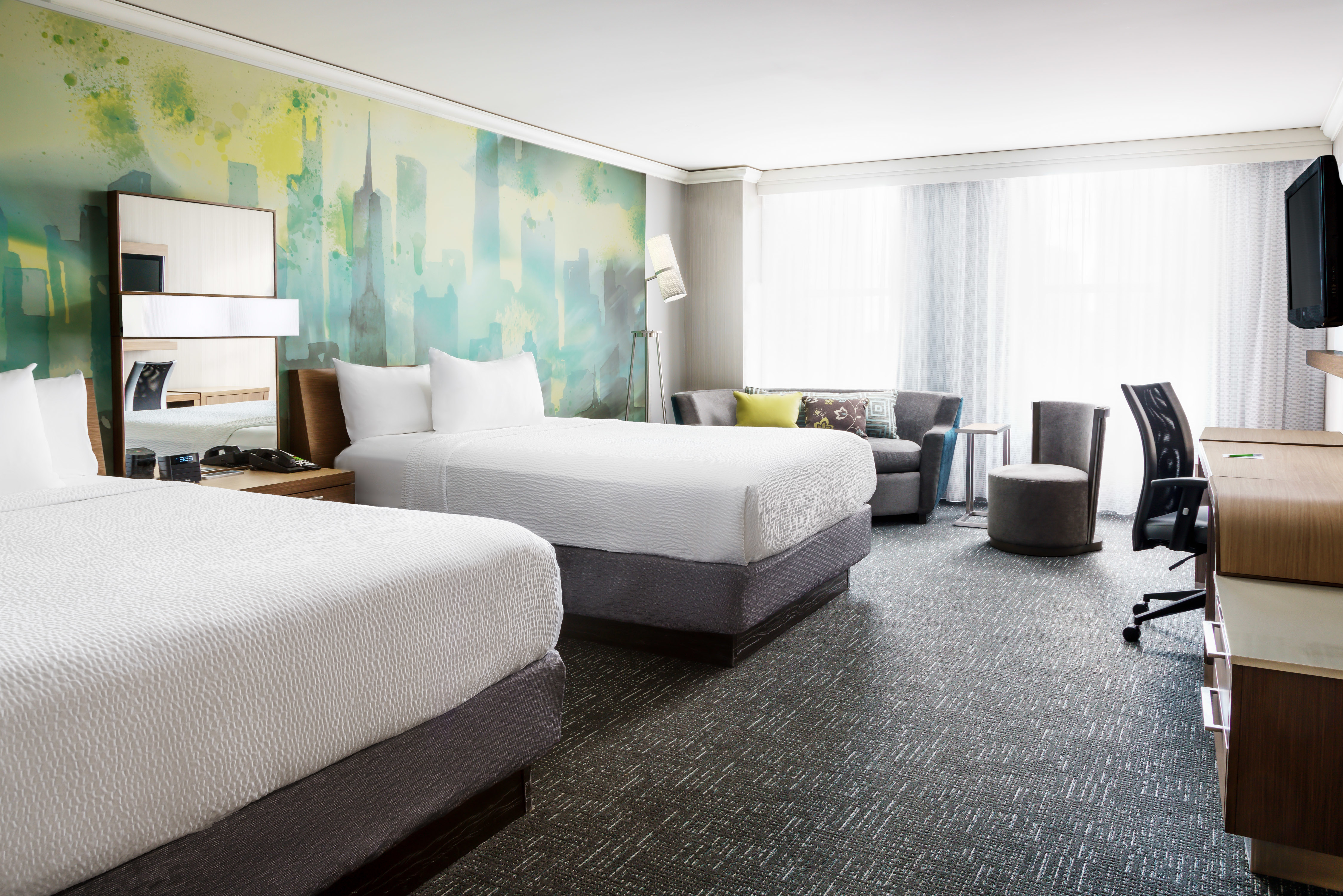 Courtyard by Marriott Chicago Downtown/Magnificent Mile image 16