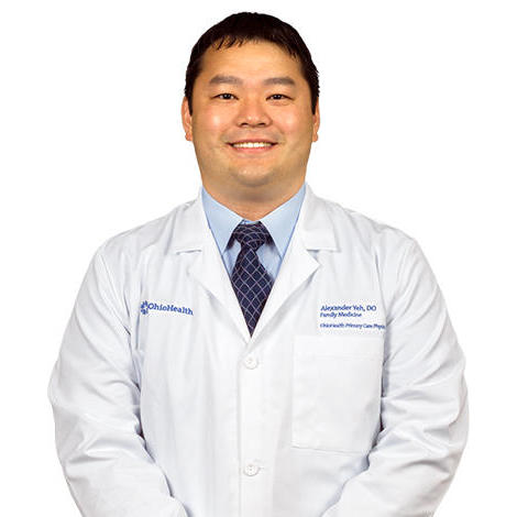 Image For Dr. Alexander Si-Chan Yeh DO