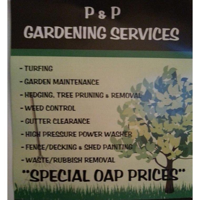 P&P Gardening Services