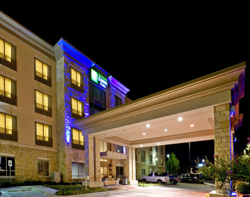 Holiday Inn Express & Suites Allen North-Event Center image 0