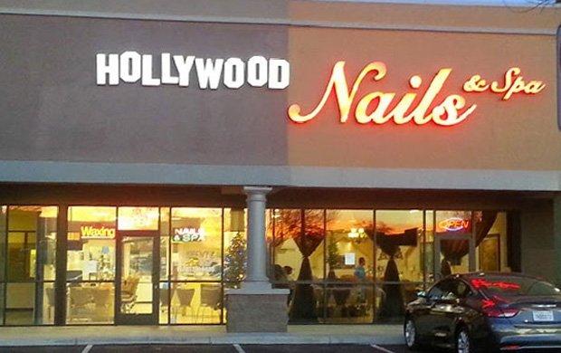 Hollywood Nails & Spa image 0