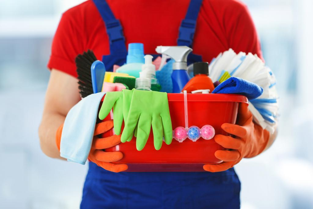 Jones Cleaning & Maintenance