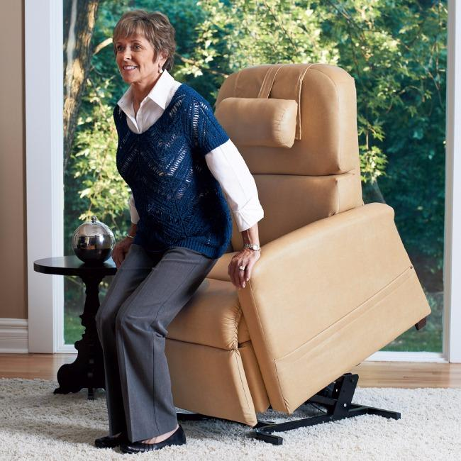 Relax The Back in Victoria: Zero Gravity Lift Chair