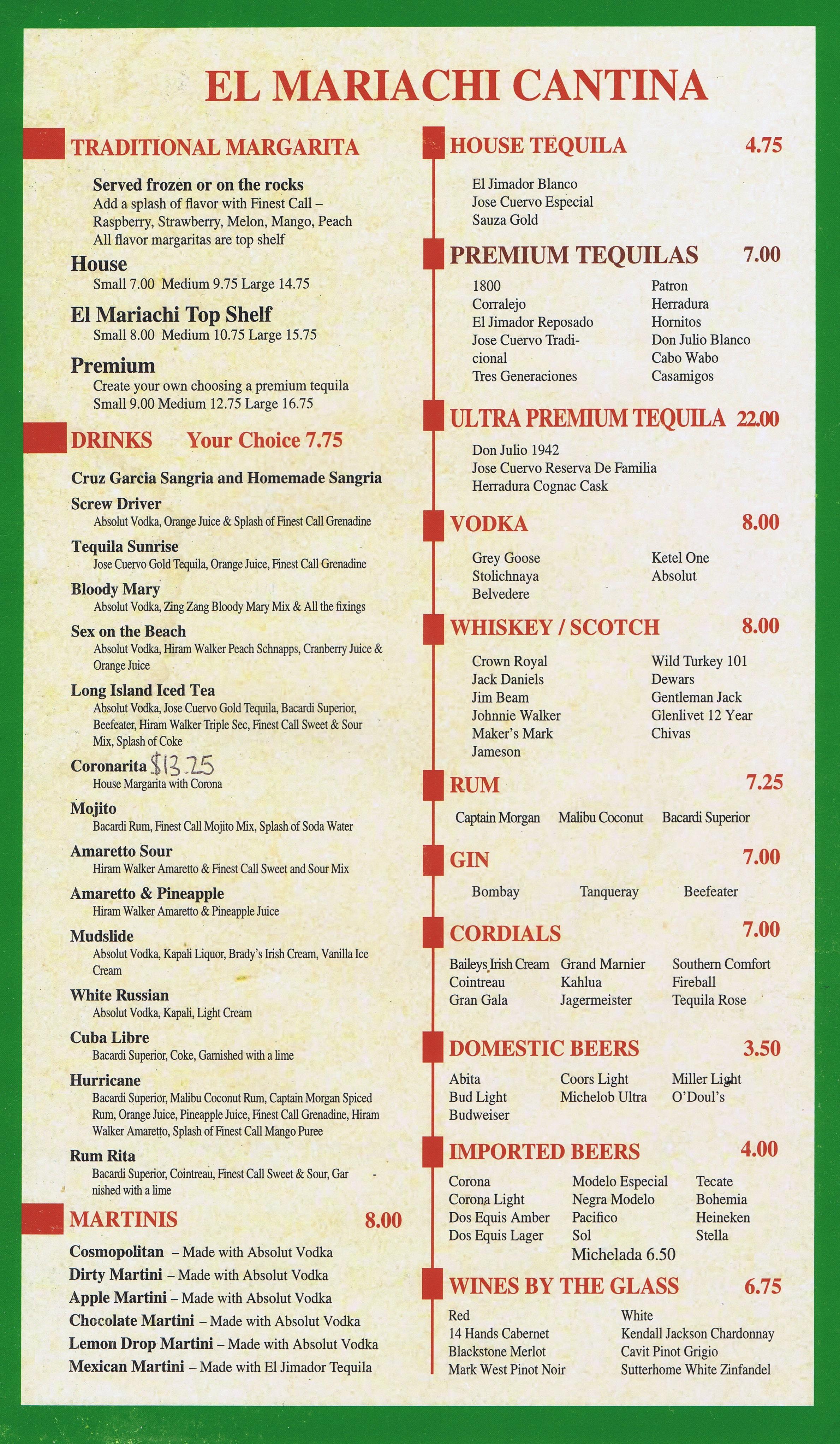 El Mariachi Mexican Restaurant image 1