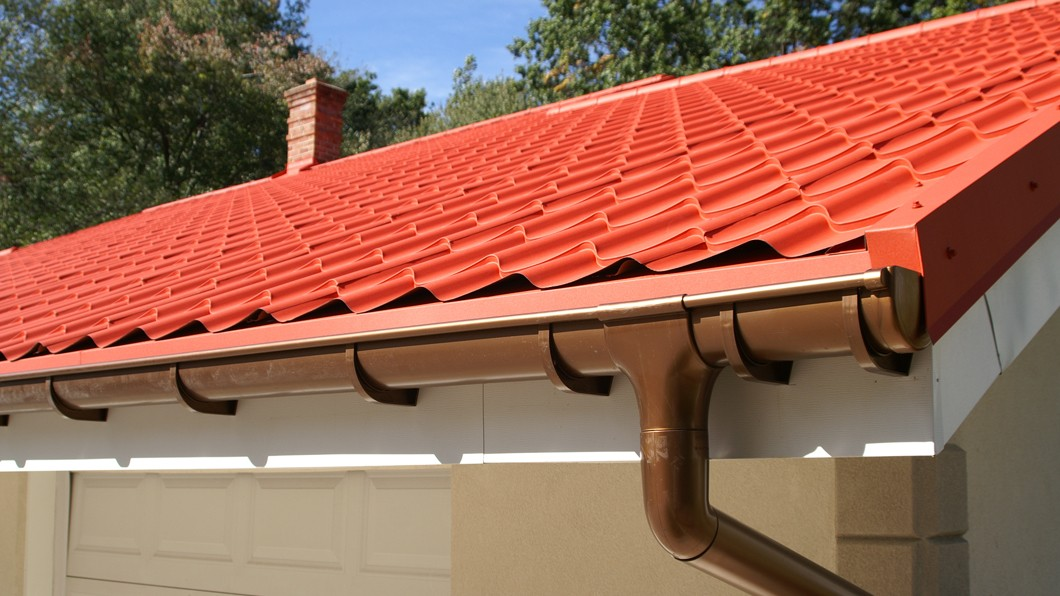 Drip Dry Gutters