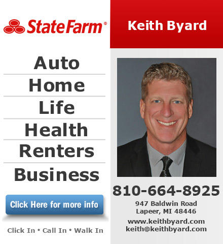 Keith Byard - State Farm Insurance Agent image 0