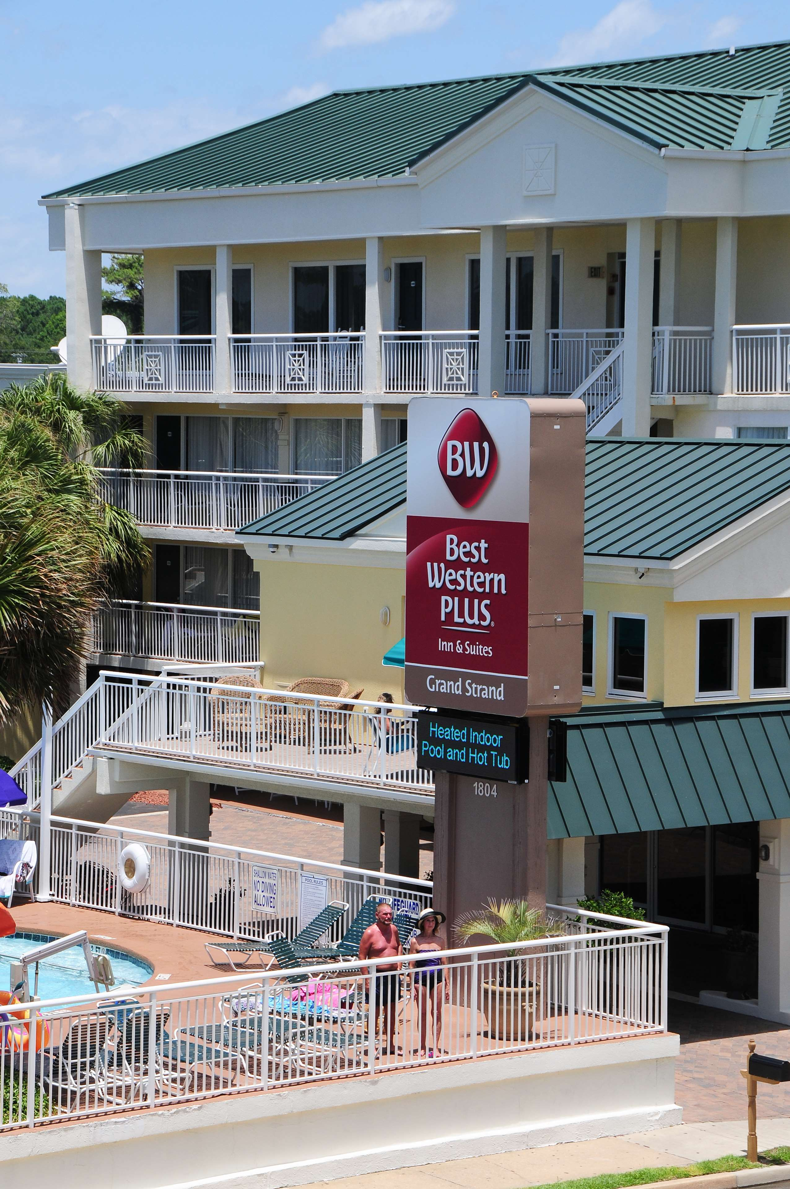 Best Western Plus Grand Strand Inn & Suites image 7