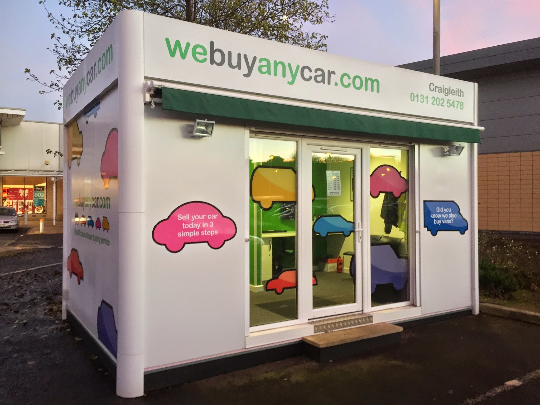 We Buy Any Car Craigleith - Car Dealers (new & Used) in Edinburgh ...