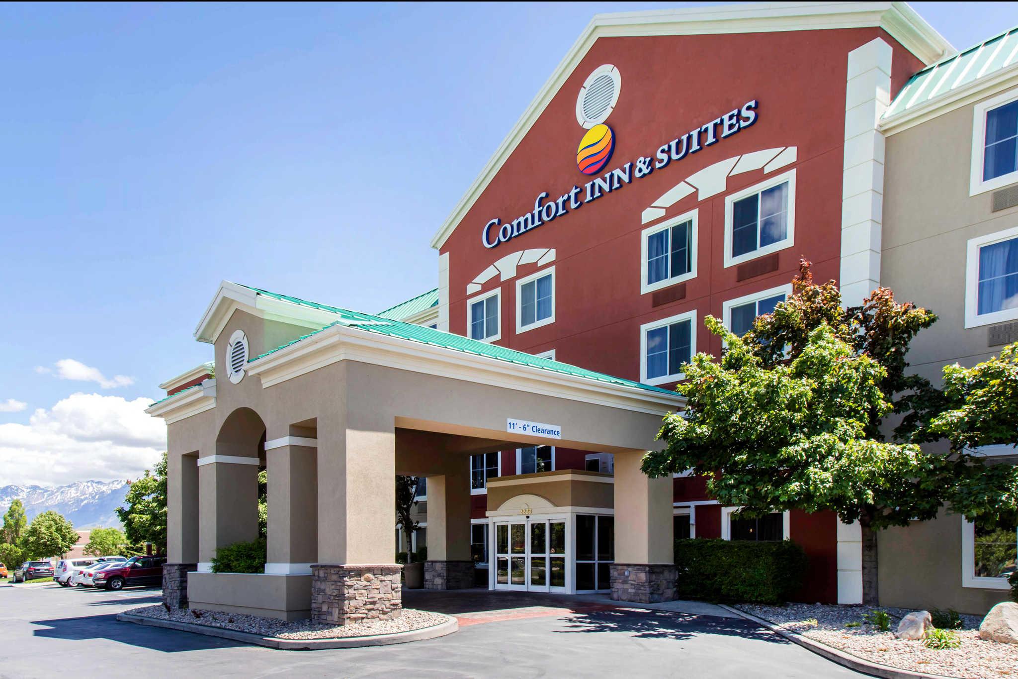 Comfort Inn West Valley - Salt Lake City South   2229 W. City Center Court, West Valley City, UT, 84119   +1 (801) 886-1300