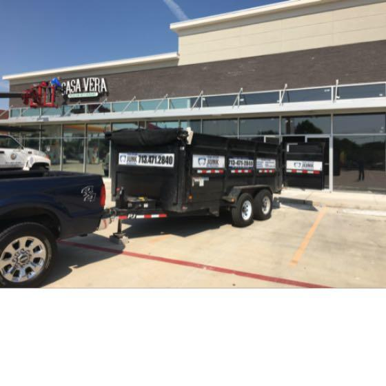 One Stop Junk Removal TX image 36