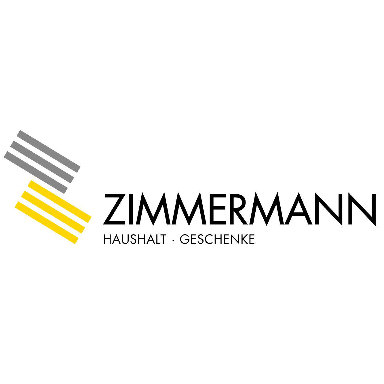 ZIMMERMANN AG Haushaltsartikel Geschenkartikel