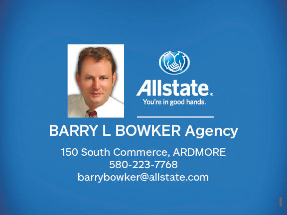 Barry L. Bowker: Allstate Insurance image 5