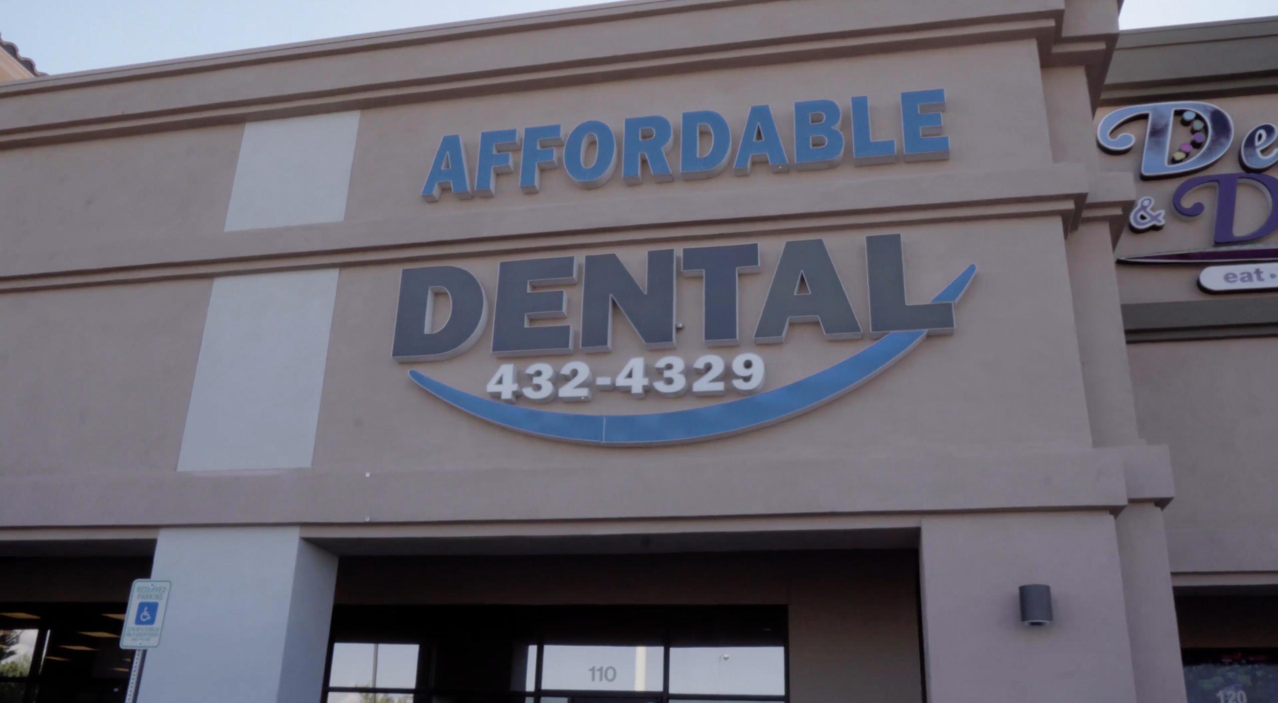 Affordable Dental at Durango & Warmsprings image 0