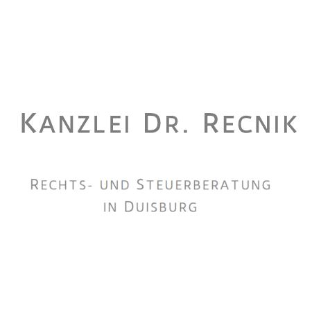 Logo von Kanzlei Dr. Recnik   Rechtsberatung & Steuerberatung