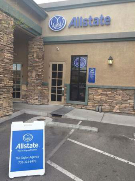 Allstate Insurance Agent: The Taylor Family Agency