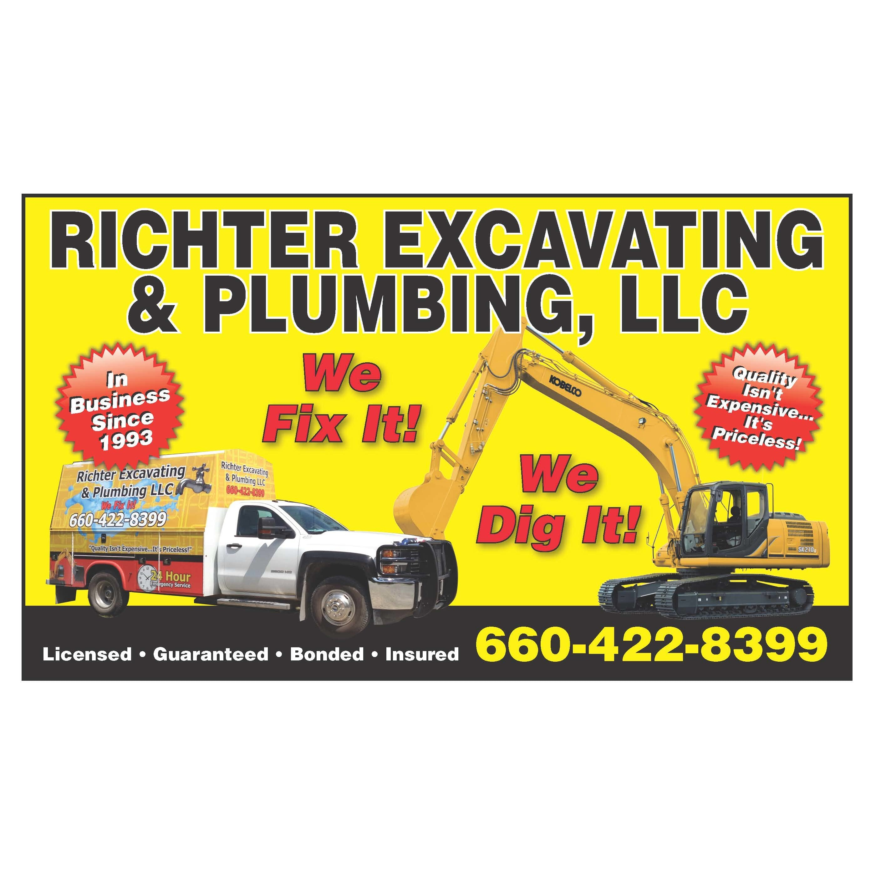Richter Excavating & Plumbing LLC image 9