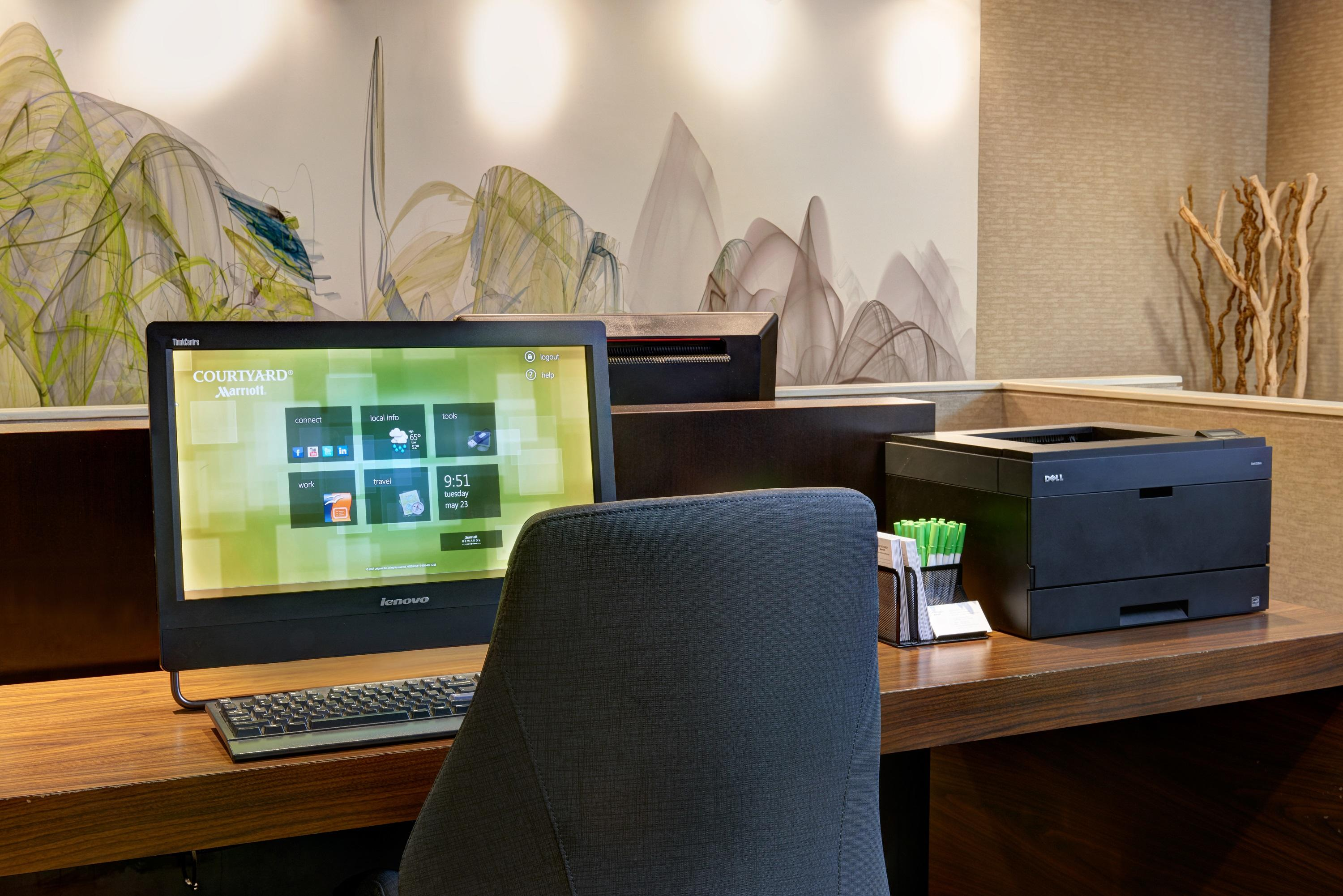 Courtyard by Marriott Chicago Oakbrook Terrace image 9