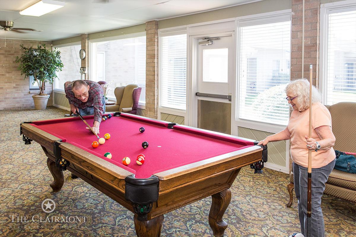 The Clairmont Retirement Community