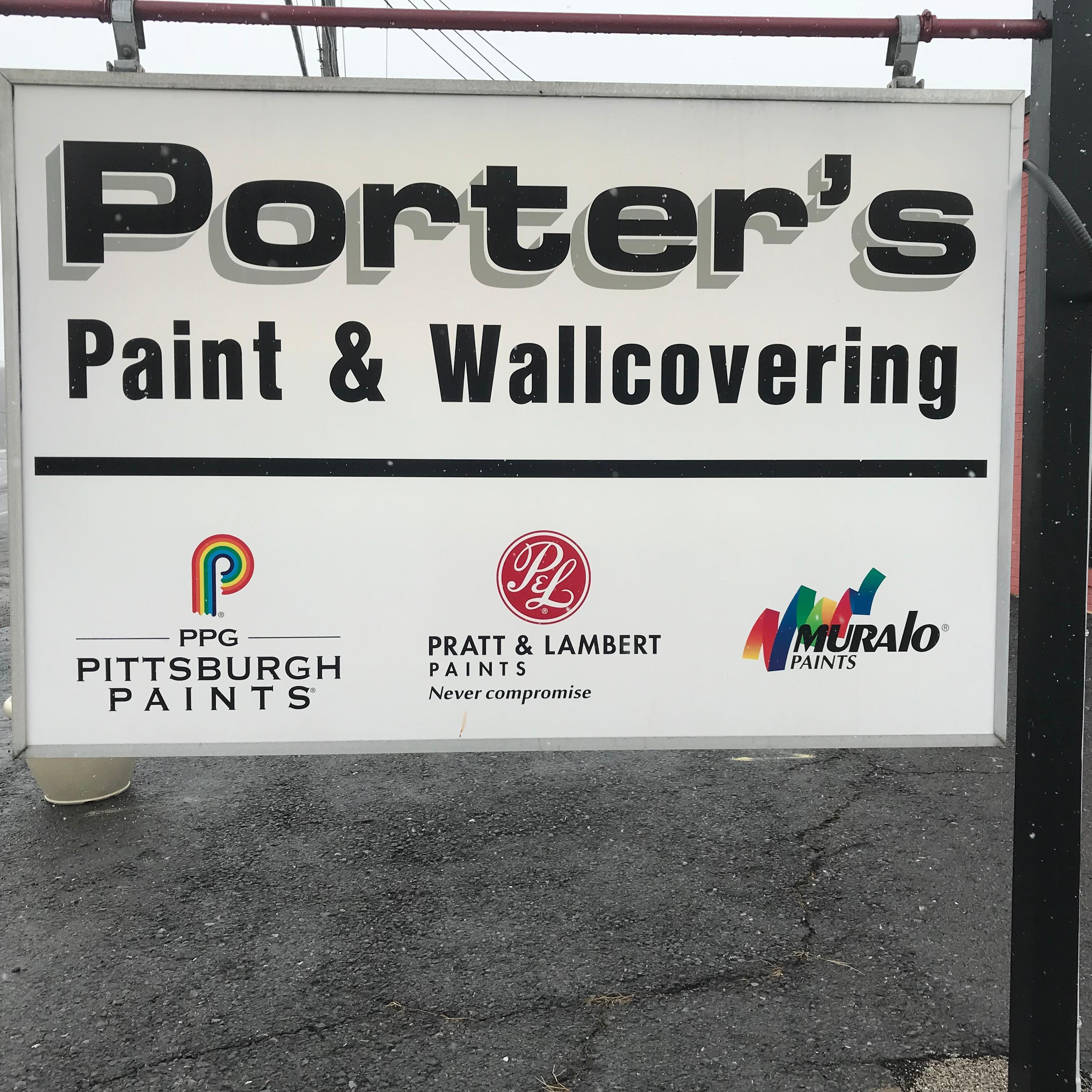 Porter's Paint & Wallcovering