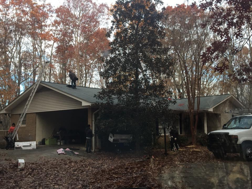 Rainblocker Roofing Amp Construction Llc In Bremen Ga