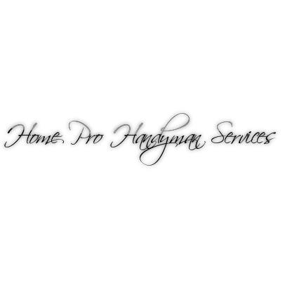 Home Pro Handyman Services *