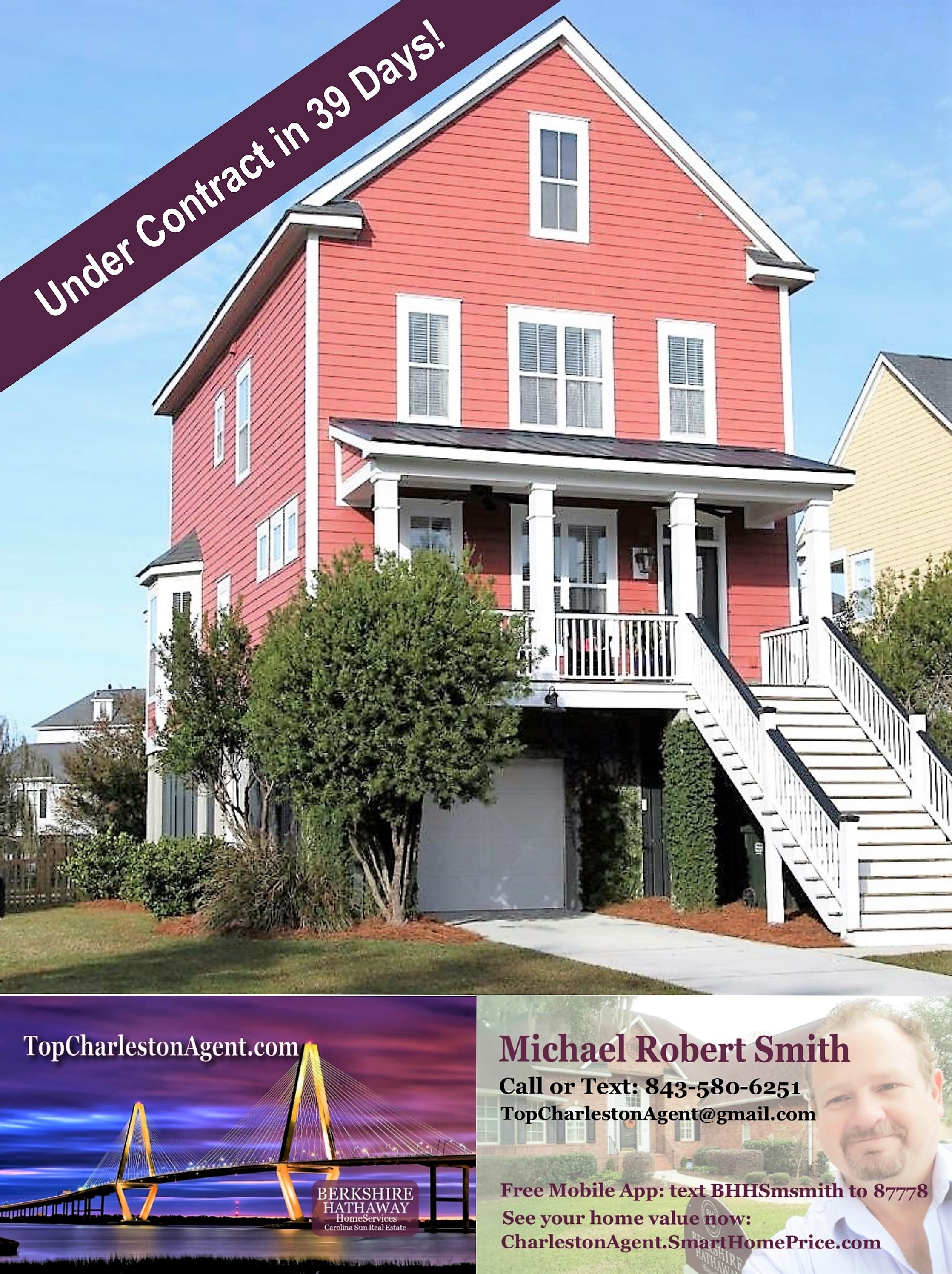 Michael Smith Team - Berkshire Hathaway HomeServices 1440 Ben Sawyer